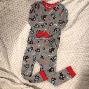 Thomas and friends pajamas
